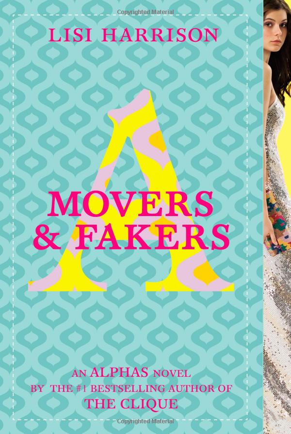 Alphas Book 2 - Movers & Fakers