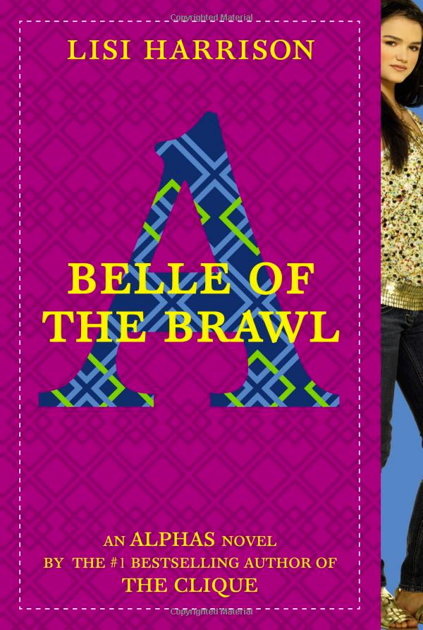 Alphas Book 3 - Belle of the Brawl