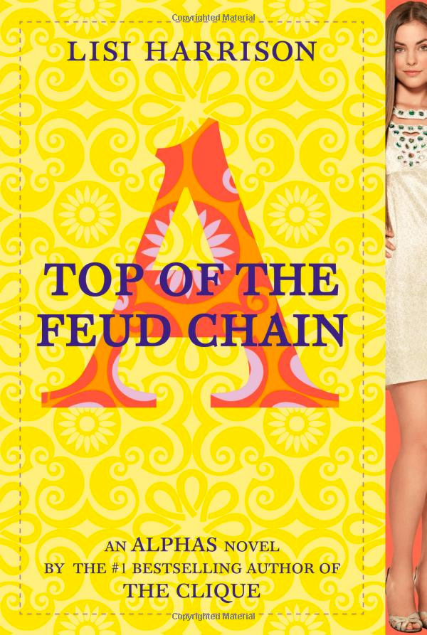 Alphas Book 4 - Top of the Feud Chain