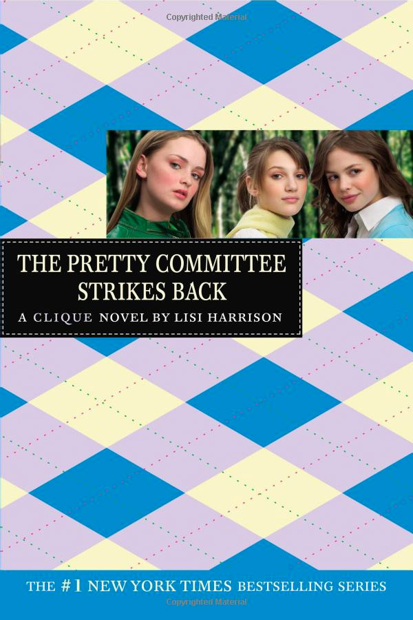 The Clique Book 5 - The Pretty Committee Strikes Back