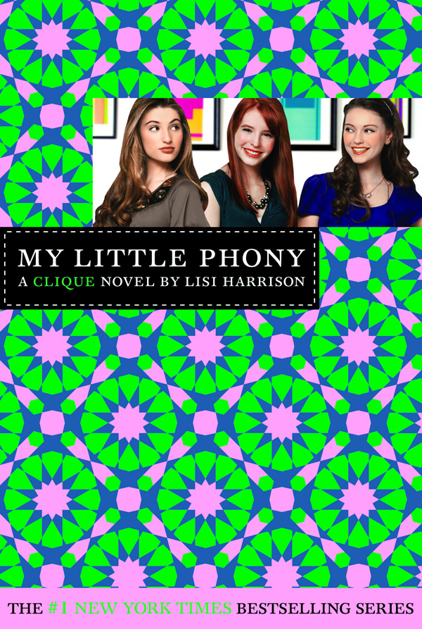 The Clique Book 13 - My Little Phony