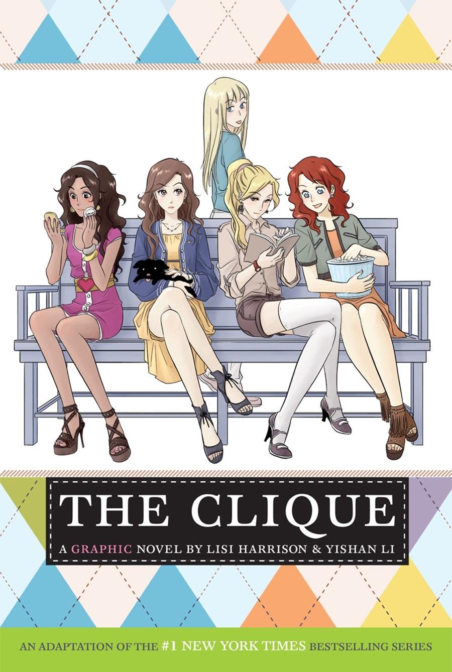 The Clique Manga