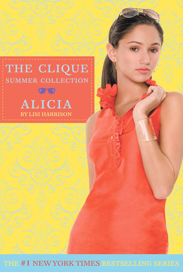 The Clique Summer Collection: Alicia