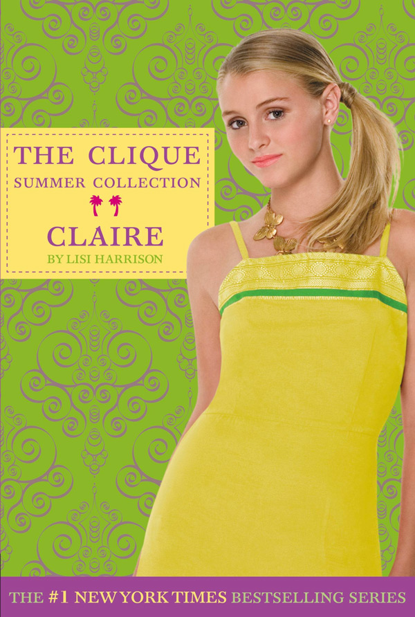 The Clique Summer Collection: Claire