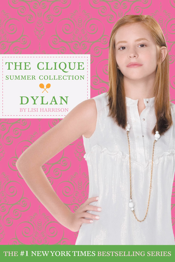 The Clique Summer Collection: Dylan