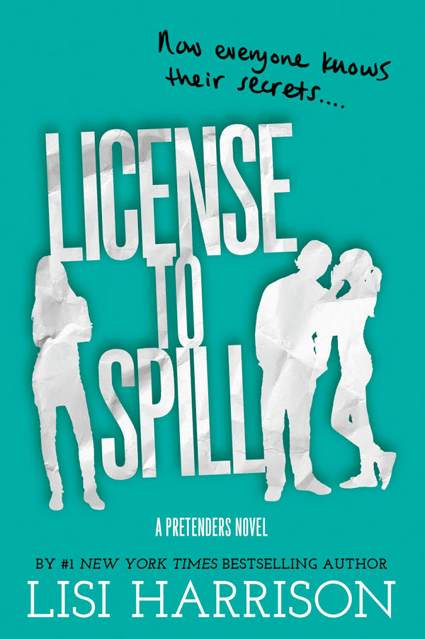 Pretenders Book 2 - License to Spill