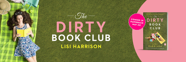 The Dirty Book Club - Coming in Paperback on May 22